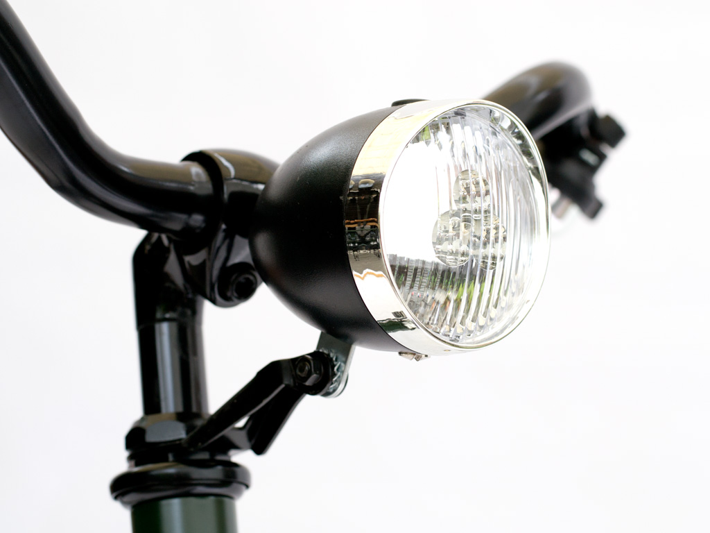 Retro LED Bicycle Light